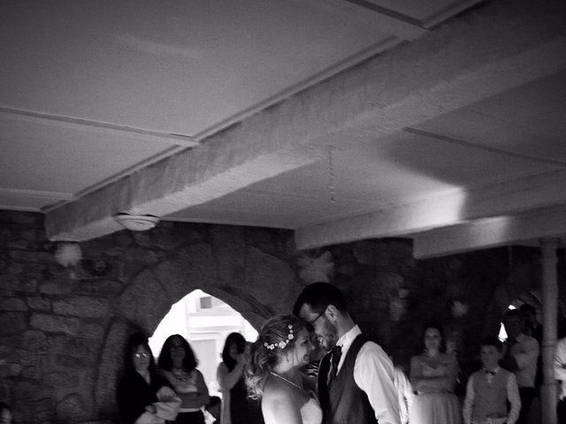 Le mariage de Camille-Alexandra et Jean-Christophe à Bourg-Blanc, Finistère 21