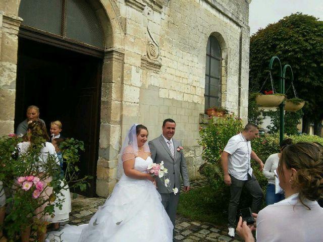 Le mariage de Maxime et Lucile à Avaux, Ardennes 8