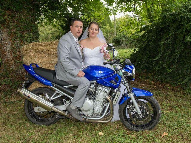 Le mariage de Maxime et Lucile à Avaux, Ardennes 10