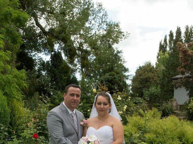Le mariage de Maxime et Lucile à Avaux, Ardennes 13