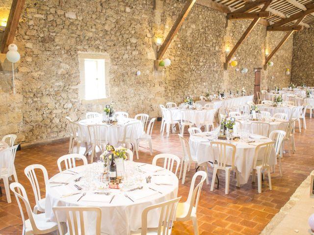 Le mariage de Nicolas et Melissa à Lançon-Provence, Bouches-du-Rhône 8