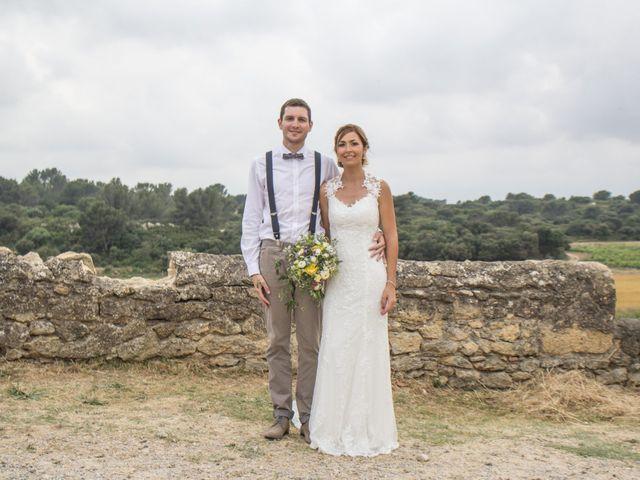 Le mariage de Nicolas et Melissa à Lançon-Provence, Bouches-du-Rhône 13