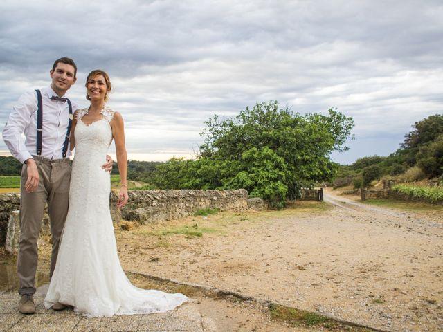 Le mariage de Nicolas et Melissa à Lançon-Provence, Bouches-du-Rhône 18