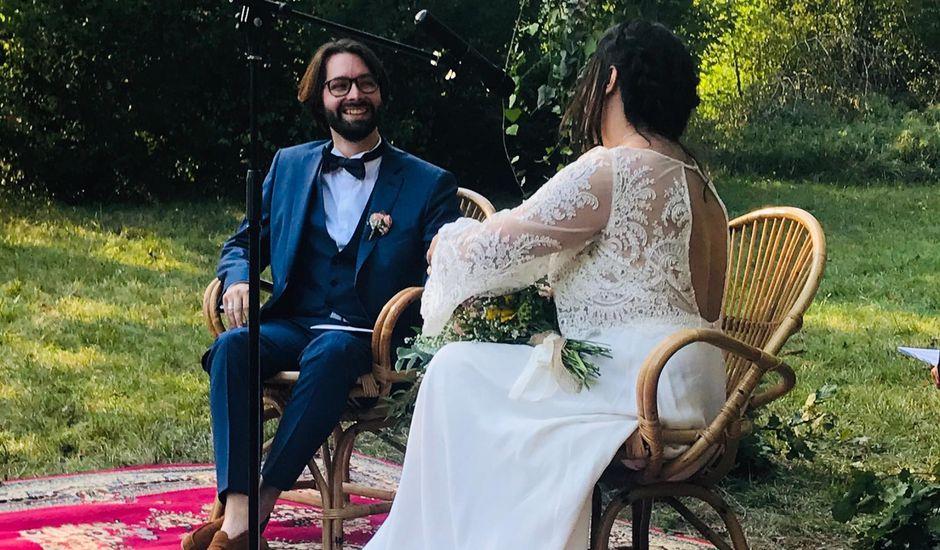 Le mariage de Pierre-Yves et Camille à Saint-Astier, Dordogne