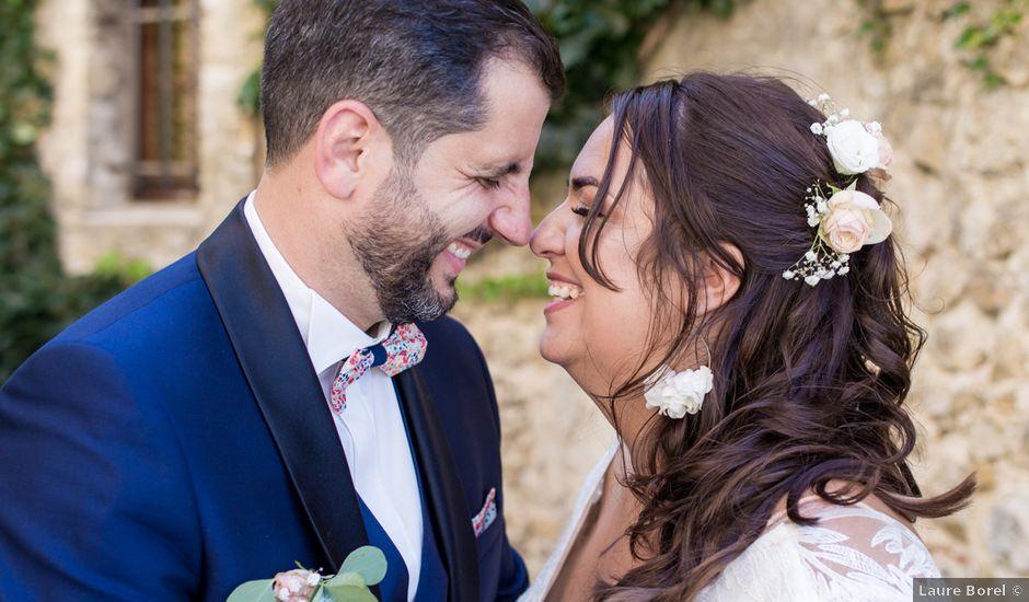 Le mariage de Brice et Stessy à Portes-lès-Valence, Drôme
