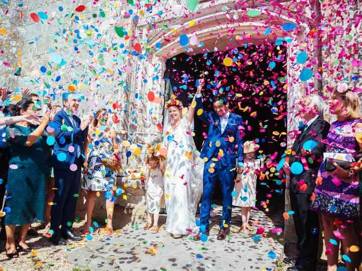 Le mariage de Margaux et Luis