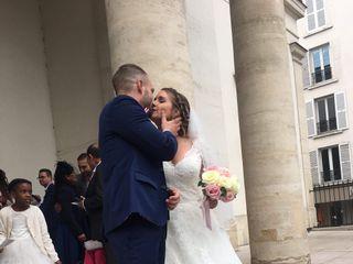 Le mariage de Vanessa et Guillaume  1