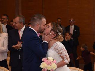 Le mariage de Vanessa et Guillaume