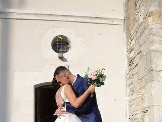 Le mariage de Sandy et Pierre 1