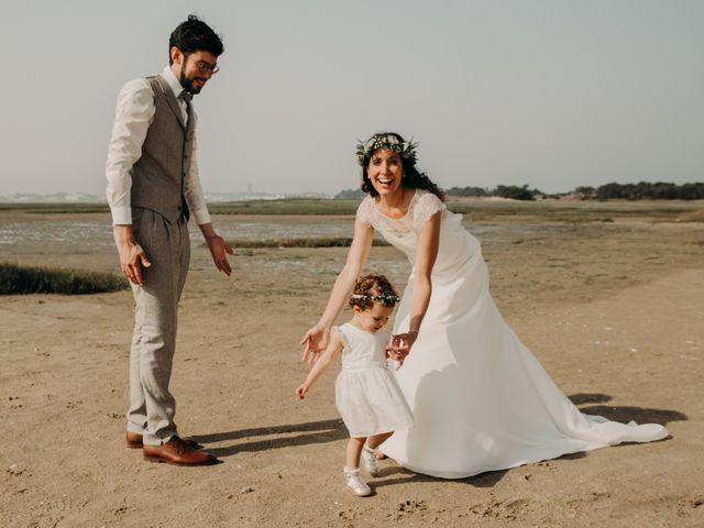 Le mariage de Caroline et Franck