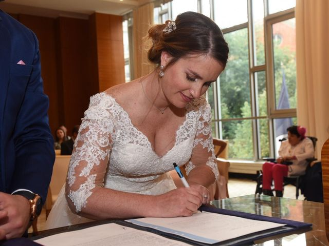 Le mariage de Guillaume  et Vanessa à Paris, Paris 2