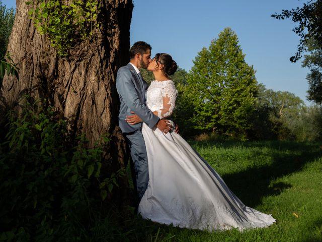 Le mariage de Elodie et Kévin