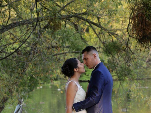 Le mariage de Pierre et Sandy à Hauterive, Yonne 4