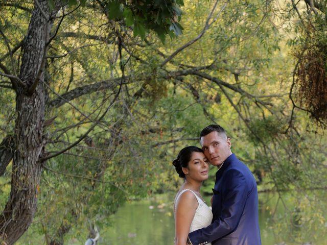 Le mariage de Pierre et Sandy à Hauterive, Yonne 5