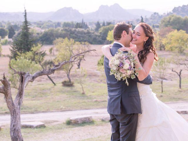 Le mariage de Guillaume et Morgan à Maussane-les-Alpilles, Bouches-du-Rhône 33