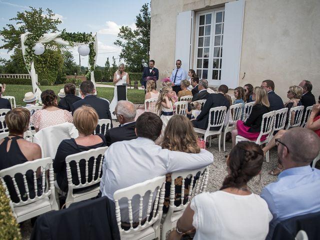 Le mariage de Cédric et Angélique à Villenave-d'Ornon, Gironde 26