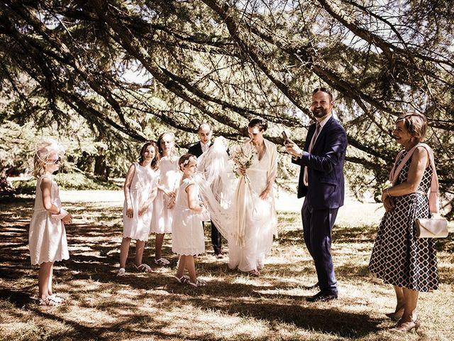 Le mariage de Szymon et Elise à Mérignac, Gironde 6