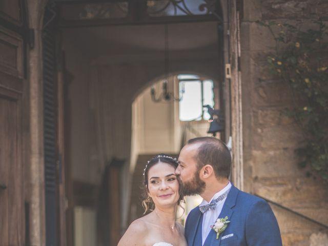 Le mariage de Sandra et Etienne
