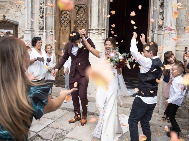 Le mariage de Michel et Delphine à Savigny-sur-Orge, Essonne 91