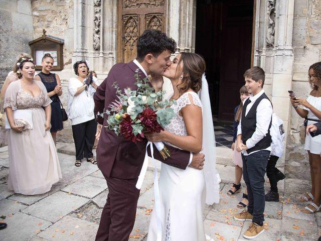 Le mariage de Michel et Delphine à Savigny-sur-Orge, Essonne 93