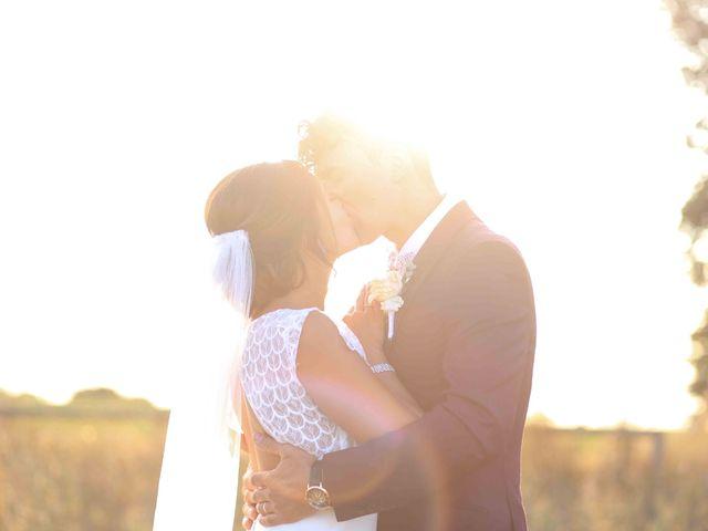 Le mariage de Delphine et Michel