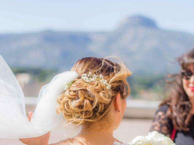 Le mariage de Marc et Natasha à Aubagne, Bouches-du-Rhône 16