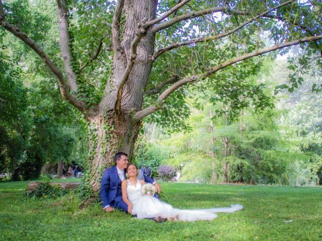 Le mariage de Marc et Natasha à Aubagne, Bouches-du-Rhône 17