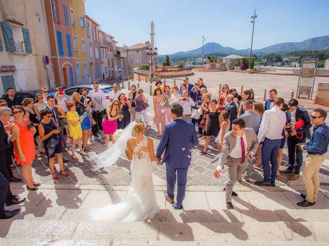 Le mariage de Marc et Natasha à Aubagne, Bouches-du-Rhône 32