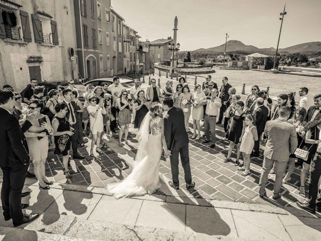 Le mariage de Marc et Natasha à Aubagne, Bouches-du-Rhône 33