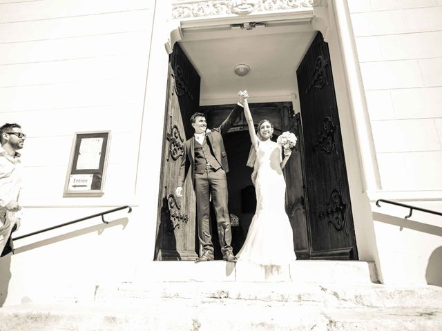Le mariage de Marc et Natasha à Aubagne, Bouches-du-Rhône 34
