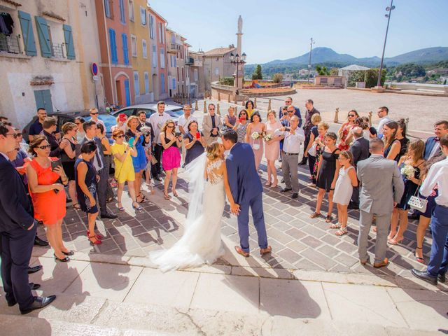 Le mariage de Marc et Natasha à Aubagne, Bouches-du-Rhône 36