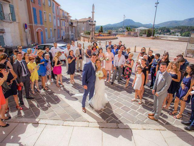 Le mariage de Marc et Natasha à Aubagne, Bouches-du-Rhône 39