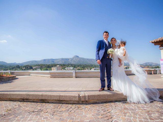 Le mariage de Marc et Natasha à Aubagne, Bouches-du-Rhône 42