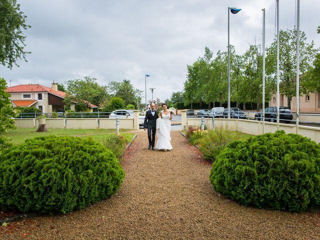 Le mariage de Rui et Grazeilla à Haut-Mauco, Landes 2