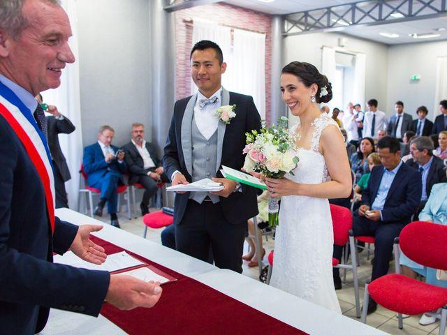 Le mariage de Rui et Grazeilla à Haut-Mauco, Landes 6
