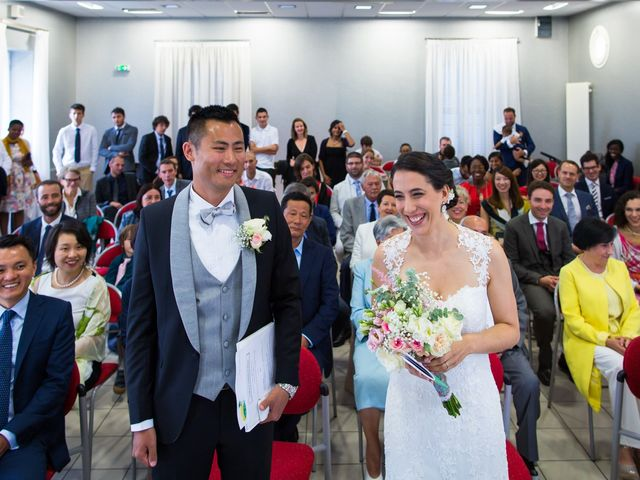 Le mariage de Rui et Grazeilla à Haut-Mauco, Landes 7