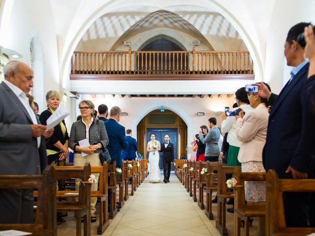 Le mariage de Rui et Grazeilla à Haut-Mauco, Landes 10