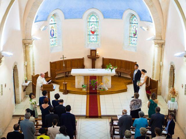 Le mariage de Rui et Grazeilla à Haut-Mauco, Landes 13