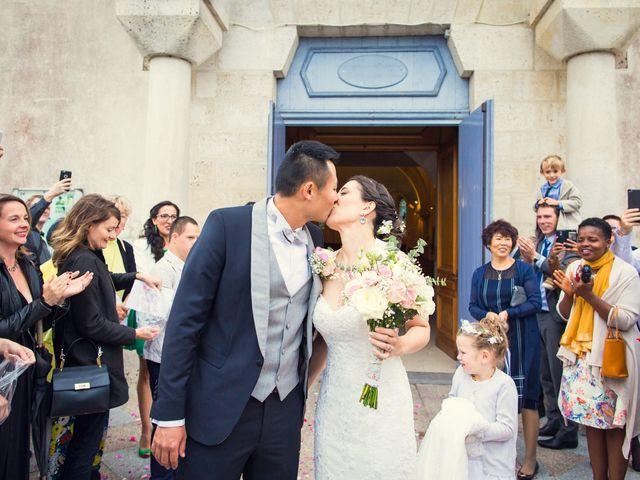 Le mariage de Rui et Grazeilla à Haut-Mauco, Landes 14