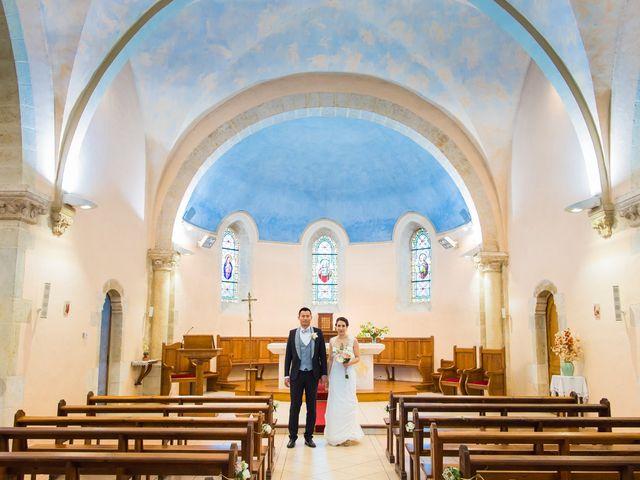 Le mariage de Rui et Grazeilla à Haut-Mauco, Landes 15