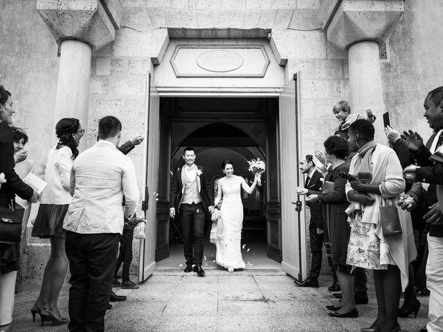 Le mariage de Rui et Grazeilla à Haut-Mauco, Landes 16