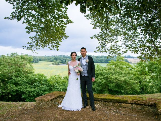 Le mariage de Rui et Grazeilla à Haut-Mauco, Landes 30