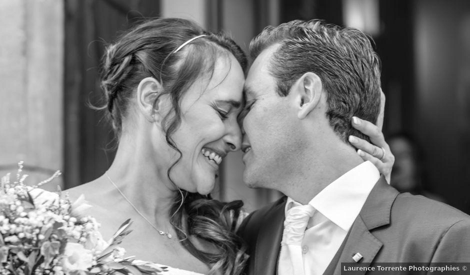 Le mariage de Guillaume et Morgan à Maussane-les-Alpilles, Bouches-du-Rhône