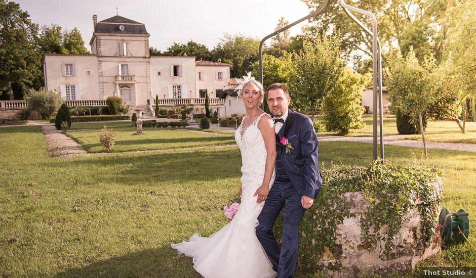 Le mariage de Cédric et Angélique à Villenave-d'Ornon, Gironde