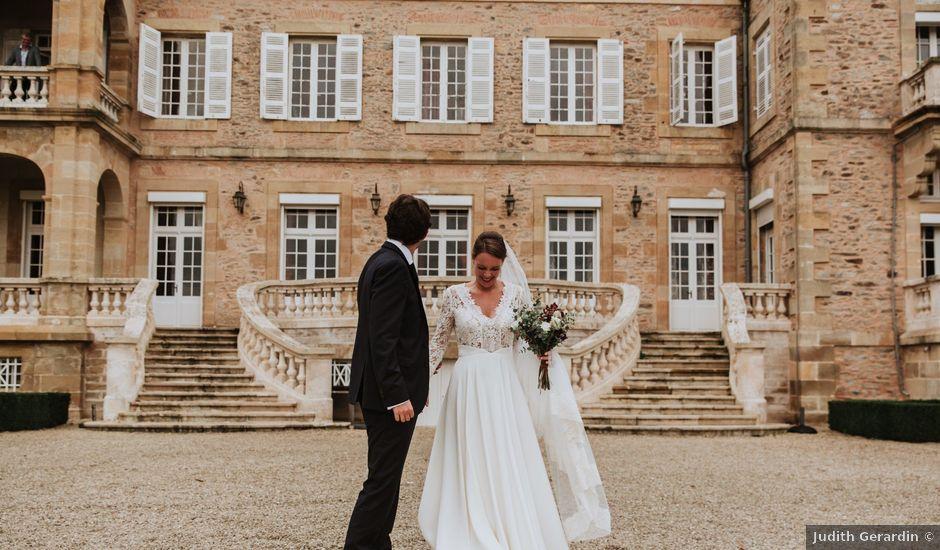 Le mariage de Paul et Marie à Biars-sur-Cère, Lot