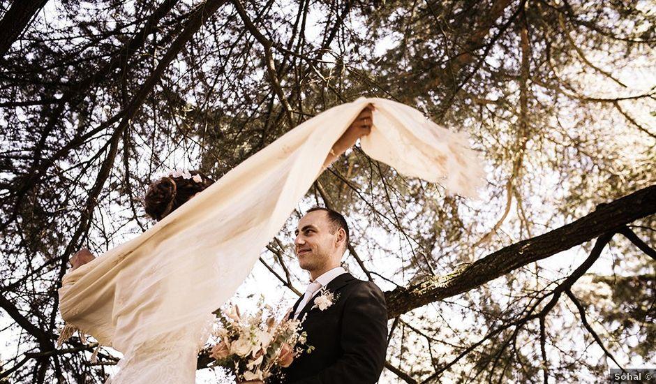 Le mariage de Szymon et Elise à Mérignac, Gironde