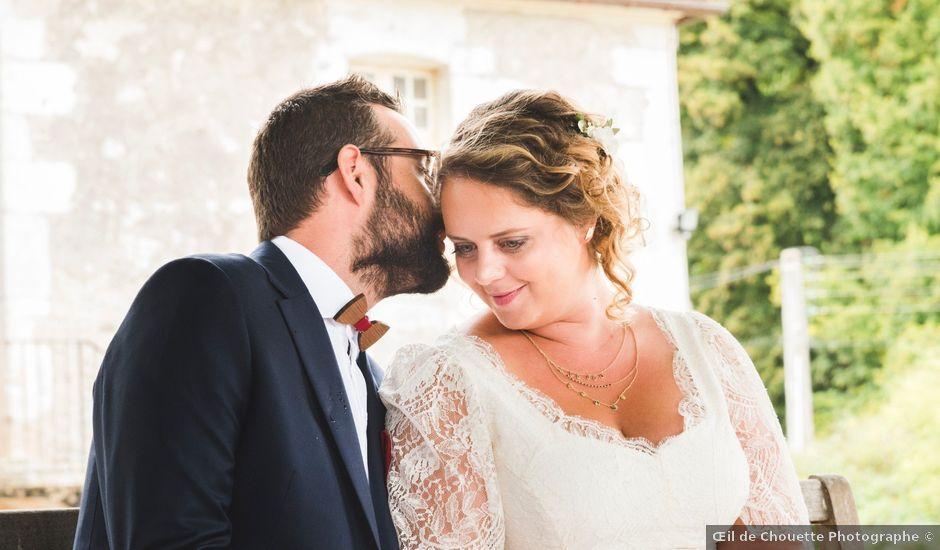 Le mariage de Sébastien et Marion à Vermenton, Yonne