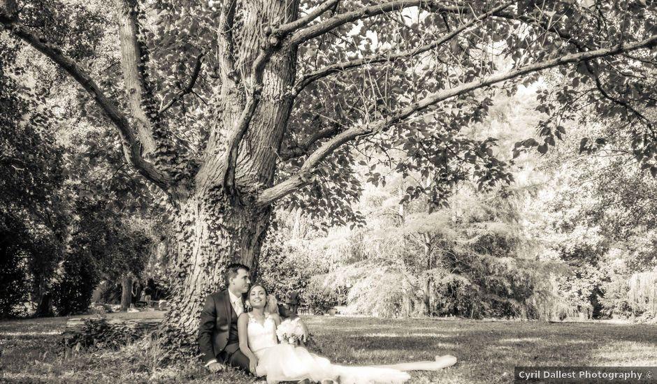 Le mariage de Marc et Natasha à Aubagne, Bouches-du-Rhône