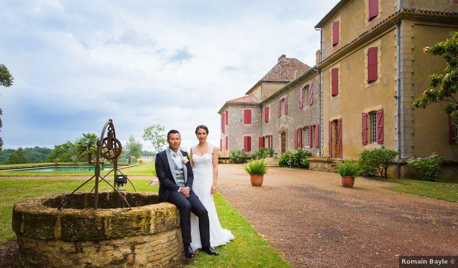 Le mariage de Rui et Grazeilla à Haut-Mauco, Landes