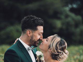 Le mariage de Lisa  et Alex  1